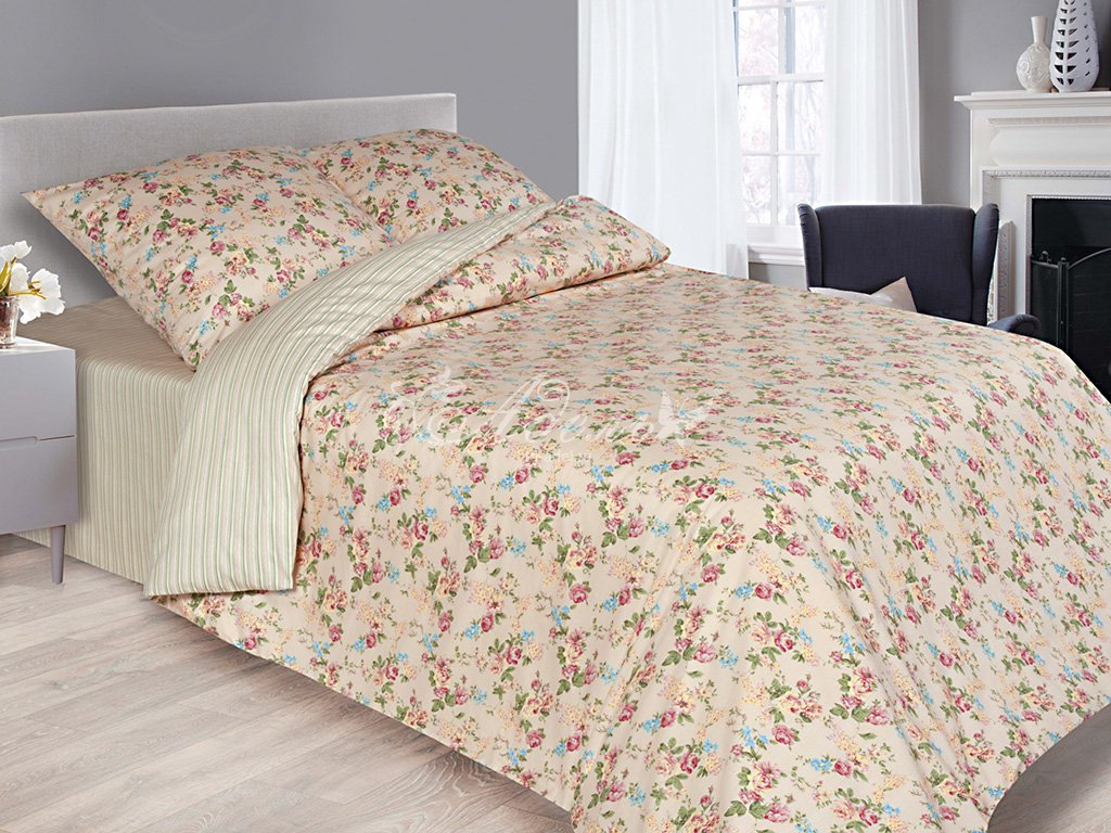 Постельное белье iv45832 (сатин) (1,5 спальный) постельное белье софья сатин 1 5 спальный