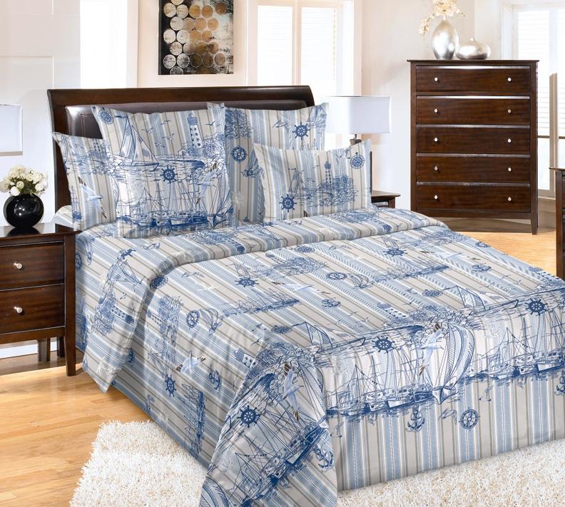 цена Постельное белье iv61262 (бязь) (2 спальный) онлайн в 2017 году