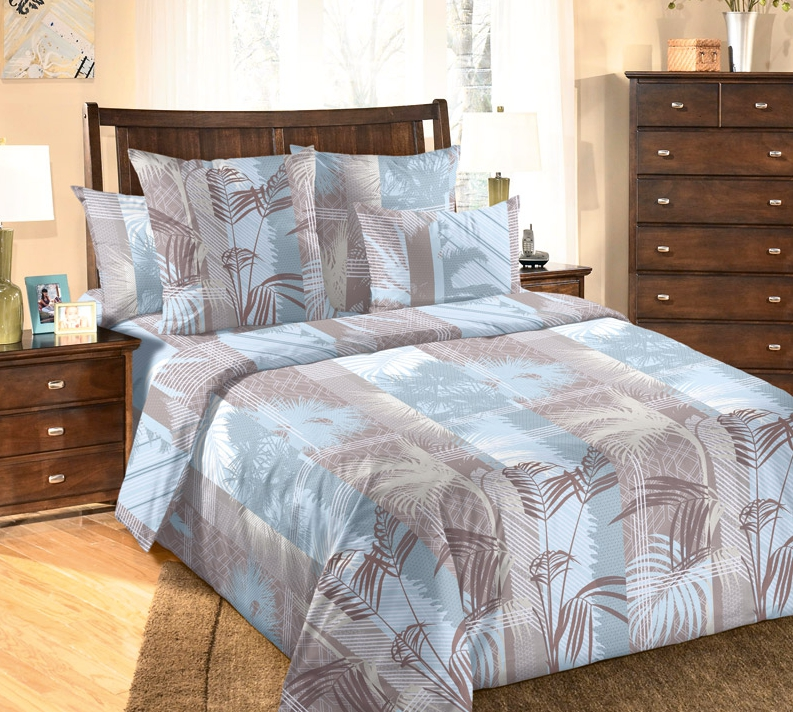цена Постельное белье iv61268 (бязь) (2 спальный) онлайн в 2017 году