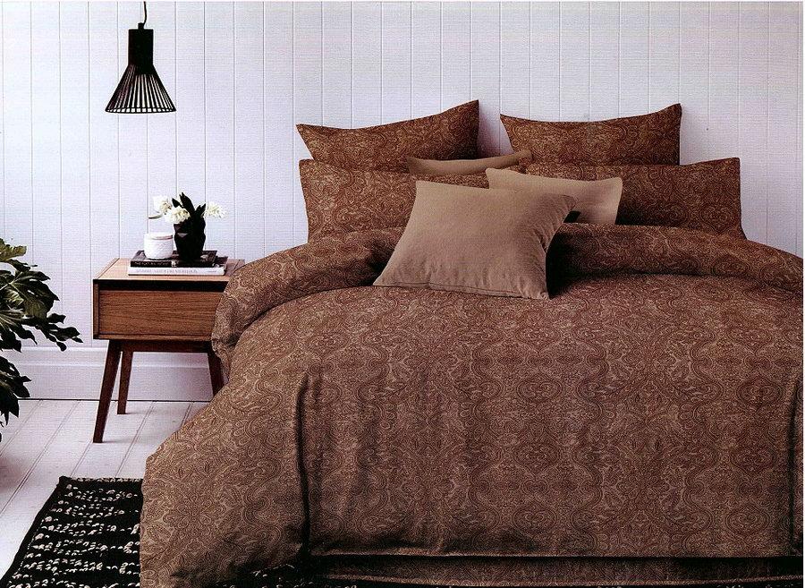 Постельное белье Лацио (поплин) (2 спальный с Евро простынёй)