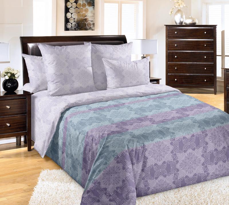 Фото - Постельное белье Сон в ночь (сатин) (1,5 спальный) постельное белье этель кружева комплект 2 спальный поплин 2670978