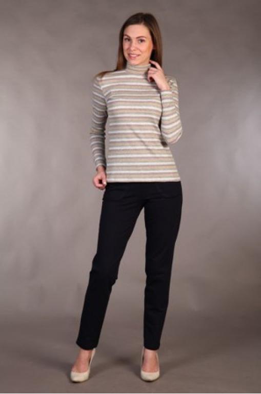 Водолазка женская #Полоска# 50, Размер: 50 - Блузки и кофточки - Водолазки