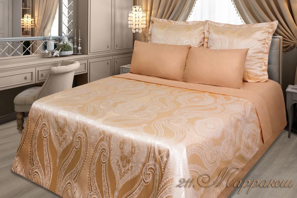 Фото - Постельное белье iv69911 (сатин-жаккард) (2 спальный с Евро простынёй) постельное белье iv69910 сатин жаккард 2 спальный с евро простынёй