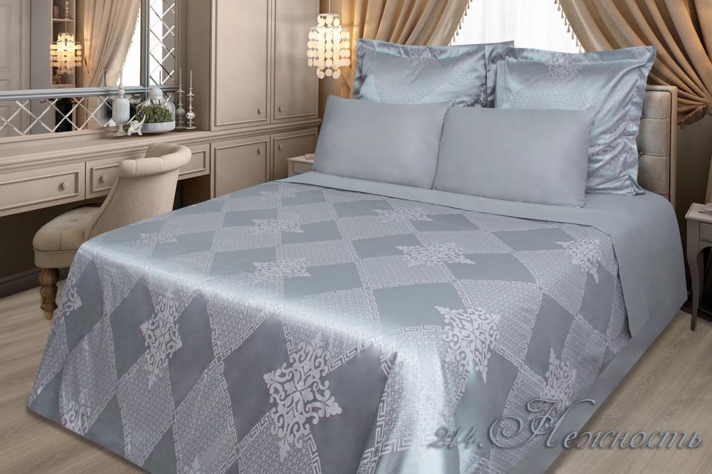 Фото - Постельное белье iv69912 (сатин-жаккард) (2 спальный с Евро простынёй) постельное белье iv69910 сатин жаккард 2 спальный с евро простынёй