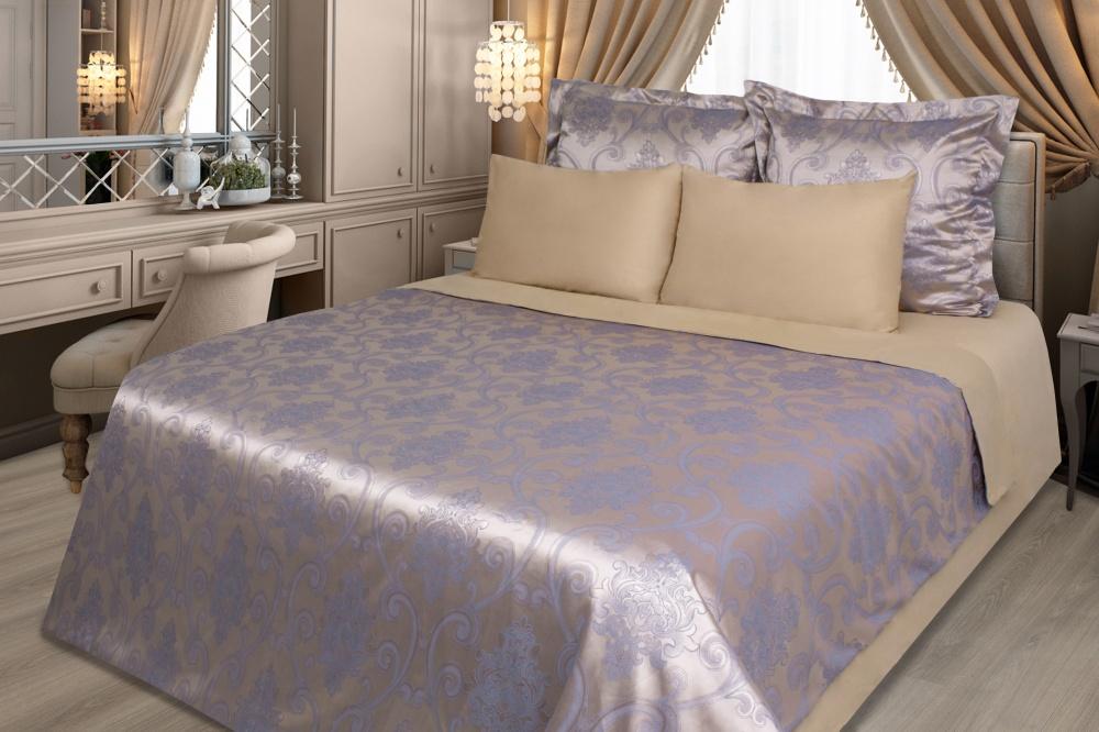 Фото - Постельное белье iv69917 (сатин-жаккард) (1,5 спальный) постельное белье iv69054 сатин 1 5 спальный