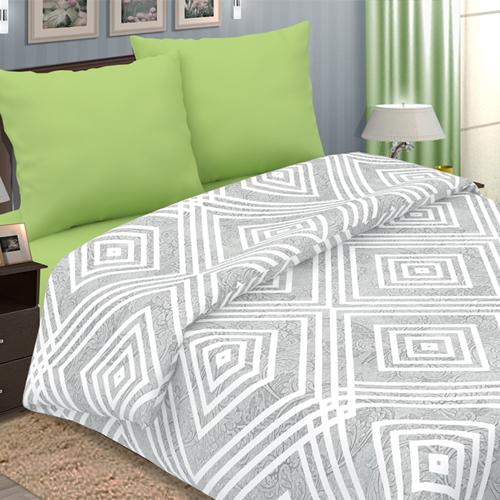 Постельное белье Айвенг (поплин) (Семейный) постельное белье утренний сад поплин семейный