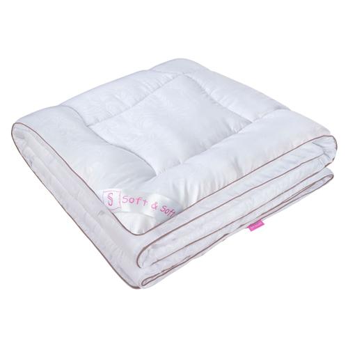 """Одеяло зимнее """"Арройо"""" (бамбук, микрофибра) 1,5 спальный (140*205)"""