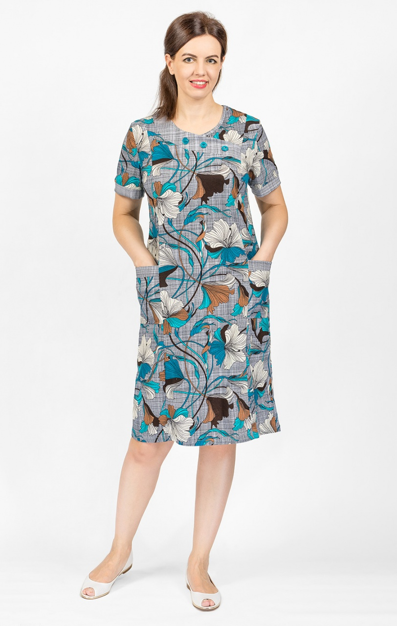 Платье женское iv62087 платье женское кит