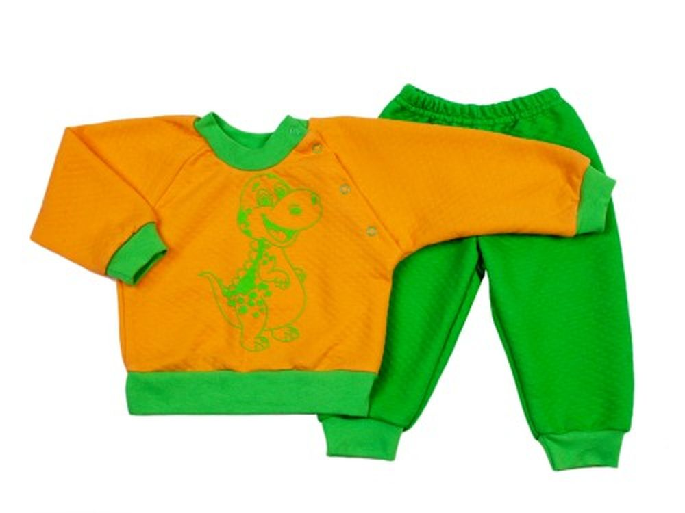 Костюм детский Динозавр (28) детский костюм моркови 28 32
