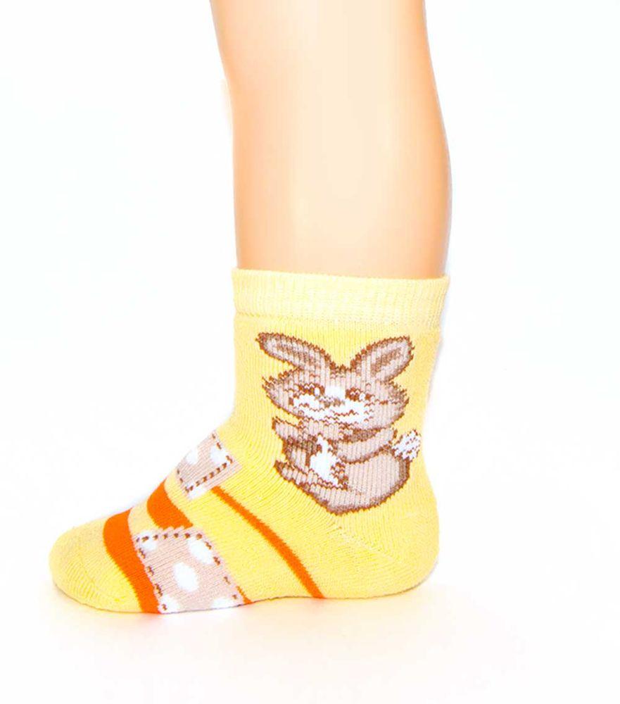 Носки детские Зайки (упаковка 5 пар) мобили henglei зайки с батарейками