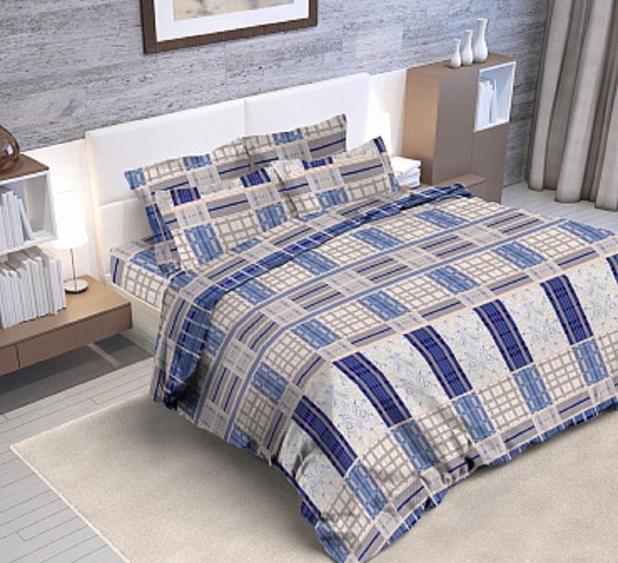 Постельное бельё iv62349 (бязь) (1,5 спальный) постельное бельё