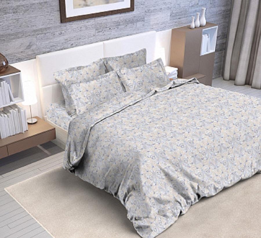 Постельное бельё iv62350 (бязь) (1,5 спальный) постельное бельё