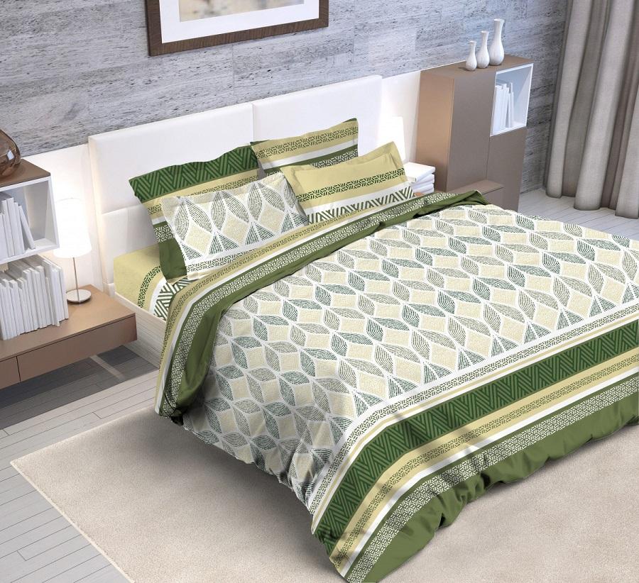 Постельное бельё iv62354 (бязь) (1,5 спальный) постельное бельё