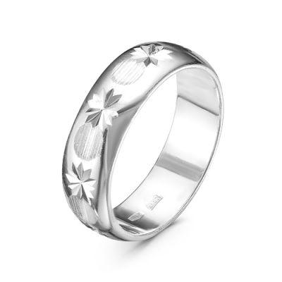 """Кольцо серебряное """"2301442б14"""" 18"""