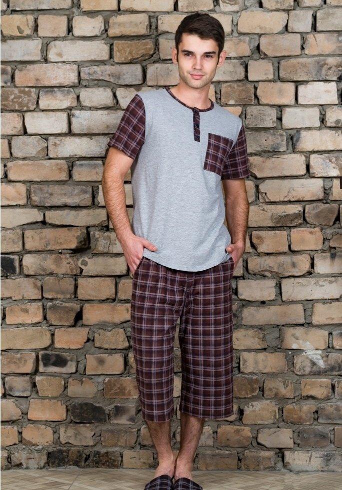 Костюм мужской #Оуэн# 46, Размер: 46 - МУЖСКАЯ ОДЕЖДА - Домашние костюмы