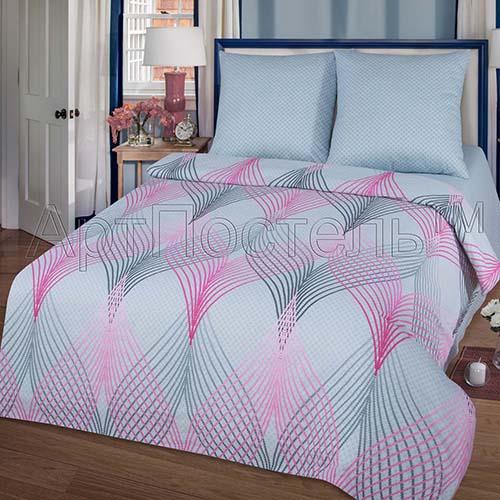 Постельное белье Миллениум (бязь) (Евро-1) постельное белье самойловский текстиль ноктюрн комплект евро бязь 714231
