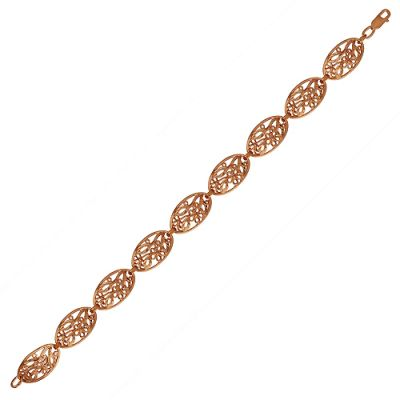 Браслет серебряный 7302269 (18) браслет серебряный 730085б 18