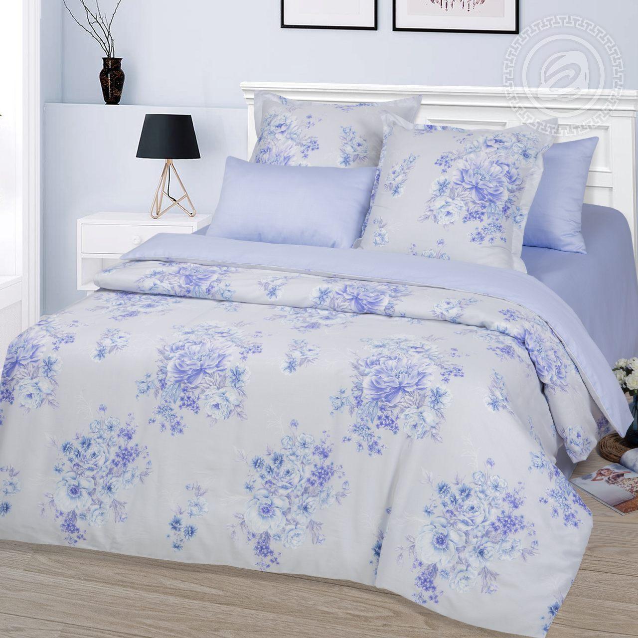 цена Постельное белье iv60799 (сатин) (1,5 спальный) онлайн в 2017 году