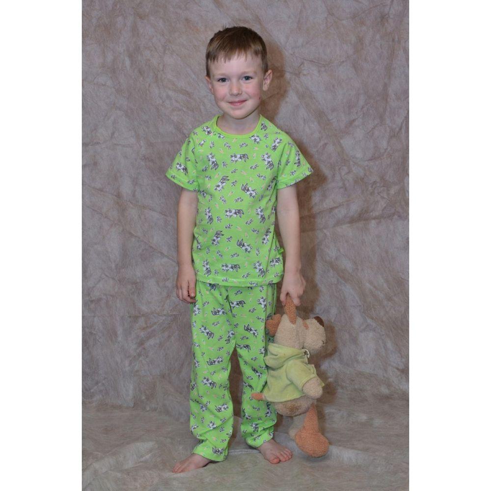 "Пижама на мальчика ""Гном"" 30"