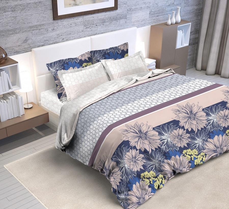 Постельное бельё iv64639 (бязь) (1,5 спальный) постельное бельё