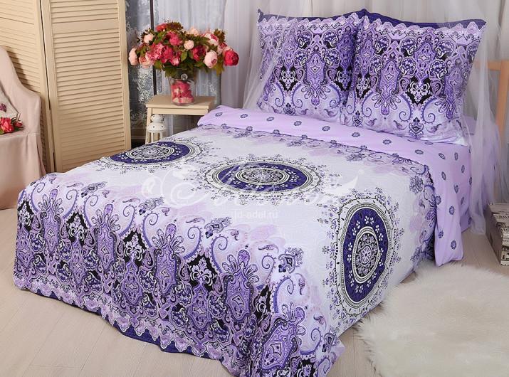 Фото - Постельное белье Совершенства (сатин) (1,5 спальный) постельное белье этель кружева комплект 2 спальный поплин 2670978