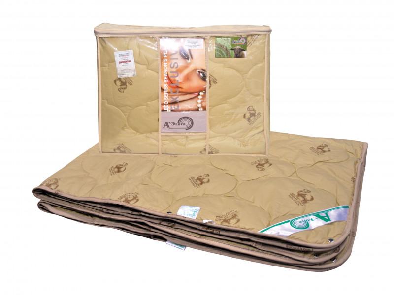 Одеяло iv74752 (овечья шерсть, тик) (1,5 спальный (140*205))