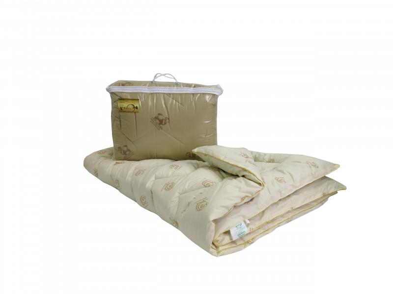 Одеяло iv74755 (овечья шерсть, тик) (1,5 спальный (140*205))