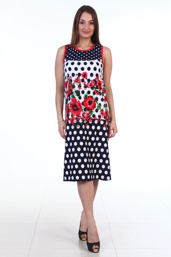 Сарафан женский #Маковка# 58, Размер: 58 - Платья и юбки - Сарафаны