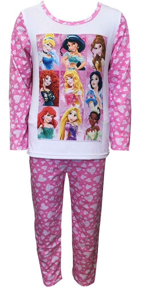 """Пижама детская """"Принцессы"""" 36"""