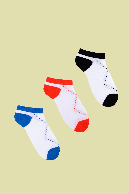 Носки детские Турист (упаковка 3 пары) (22-24) носки детские гранд цвет серый 2 пары tcl8 размер 22 24