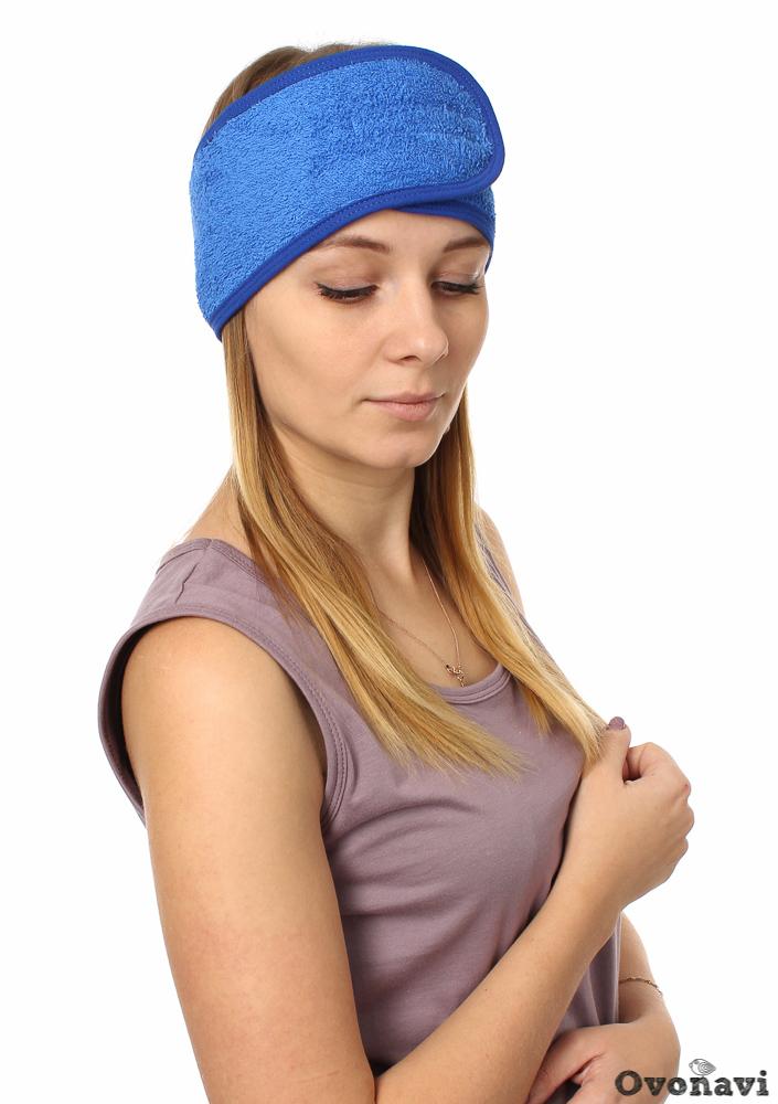 Повязка для бани (махра) (универсальный) bodyton косметическая повязка для головы на липе махра 7 60см