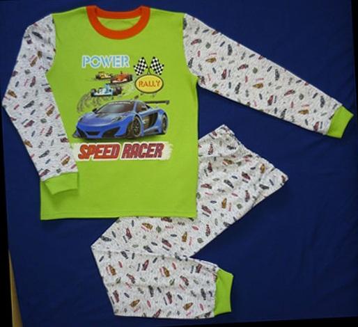 Пижама детская Ралли -  Одежда для сна