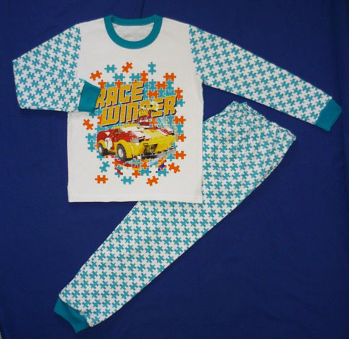 Пижама детская Пазл -  Одежда для сна