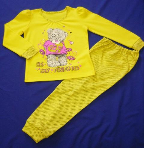 Пижама детская Цветочек -  Одежда для сна