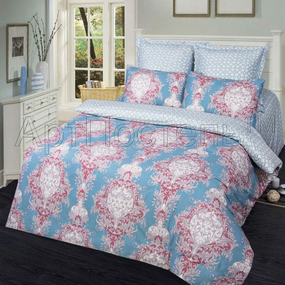 Фото - Постельное белье Корнелио (сатин) (1,5 спальный) постельное белье этель кружева комплект 2 спальный поплин 2670978