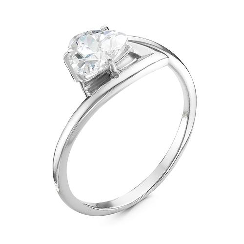 Кольцо серебряное iv25075