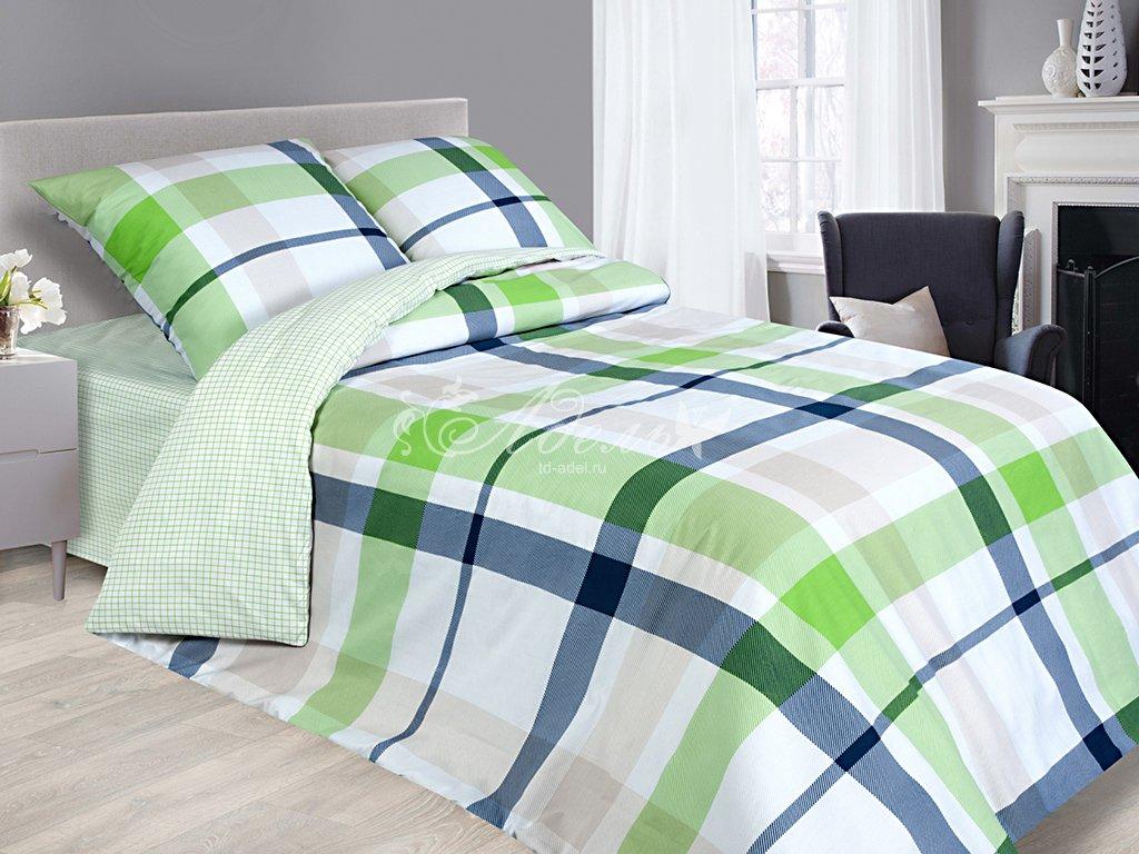 Постельное белье Гринвич (сатин) (1,5 спальный) постельное белье cleo кпб сатин набивной люкс дизайн 315 1 5 спальный