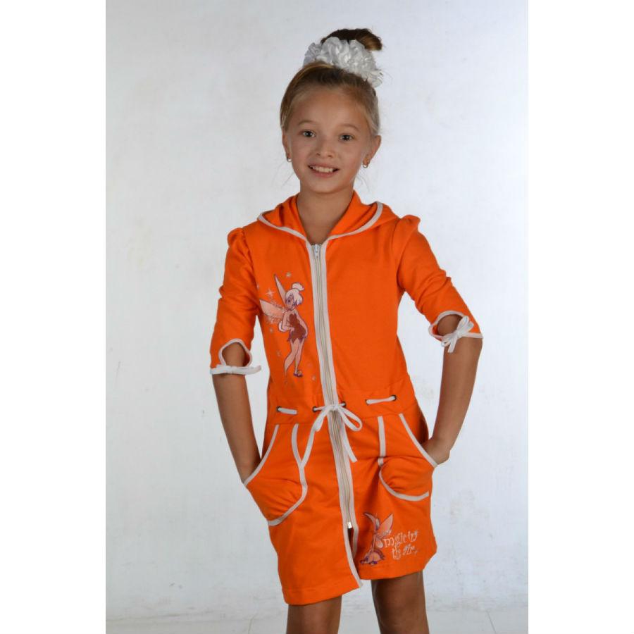 Халат детский #Маринка# 28, Размер: 28 - ДЕТЯМ - Халаты