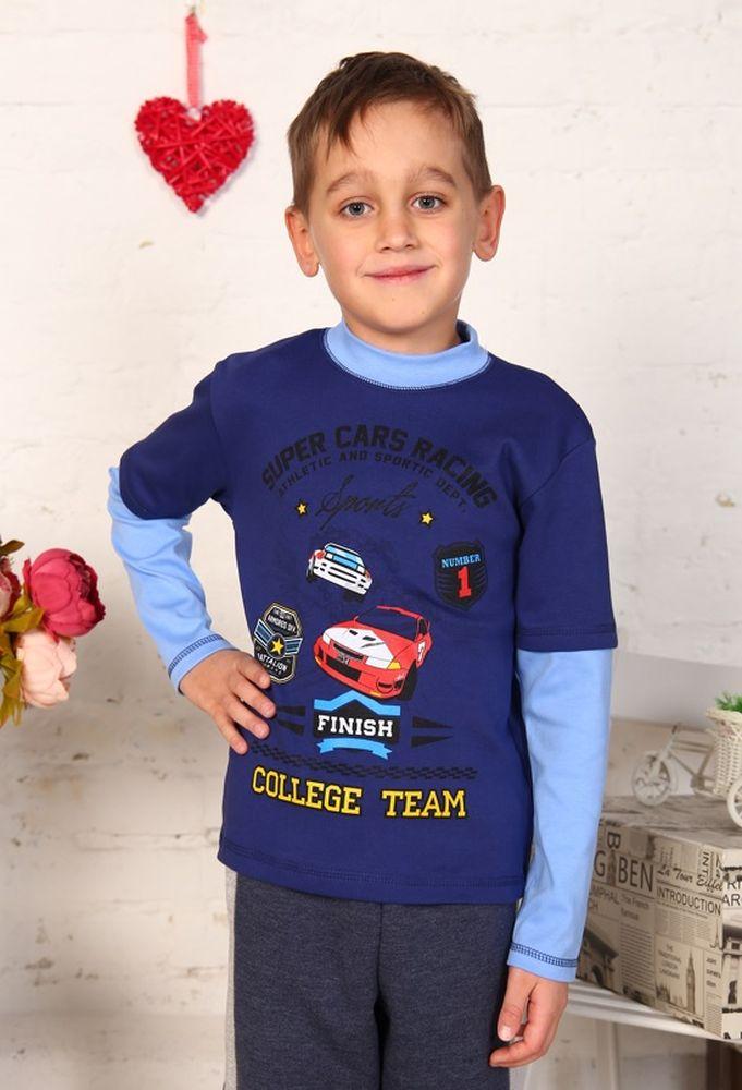 Джемпер детский #Супер-машины# 32, Размер: 32 - ДЕТЯМ - Кофты и водолазки