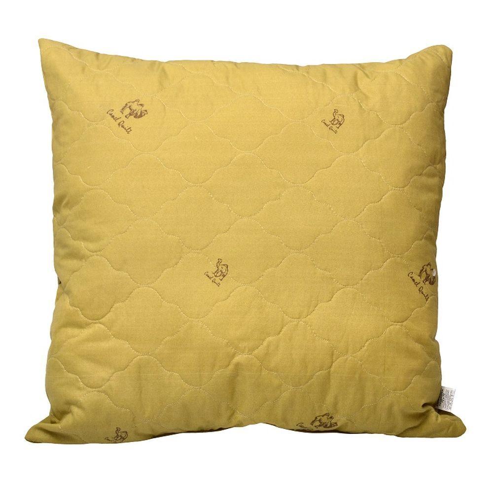 Подушка Комфорт (верблюжья шерсть, тик) (50*70) цена