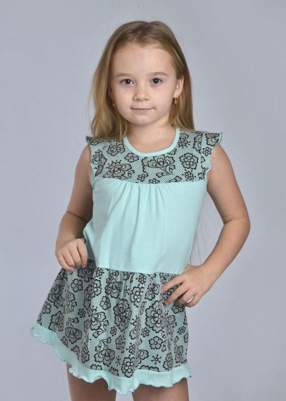Платье детское #Кокеточка#, Размер: 28 - ДЕТЯМ - Платья и юбки