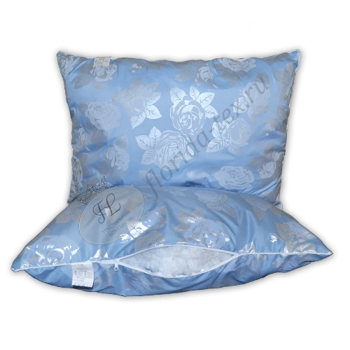Подушка на молнии Замша (лебяжий пух, тик) подушка нежность лебяжий пух тик 50 70