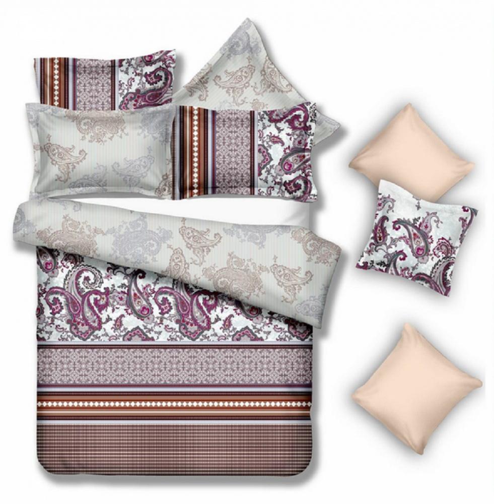 """Постельное белье """"Загадка востока"""" (поплин) (1,5 спальный) постельное белье этель зимний винтаж комплект 1 5 спальный поплин 2588714"""