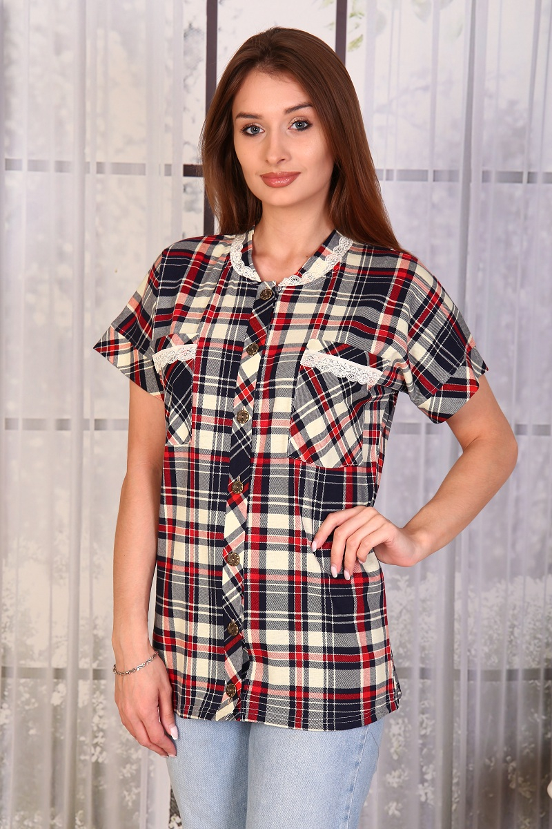 Рубашка женская iv48410