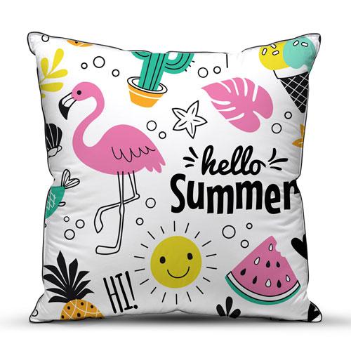купить Подушка декоративная Лето (40*40) дешево