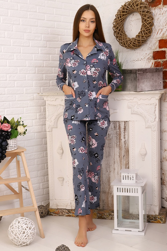 Пижама женская iv66901 пижама женская iv49719