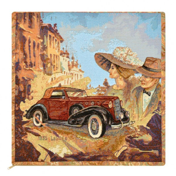 Фото - Наволочка декоративная Авто 1935 (50*50) авто