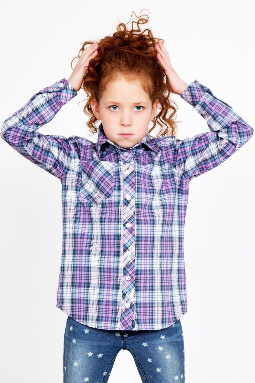 Блузка детская iv56737