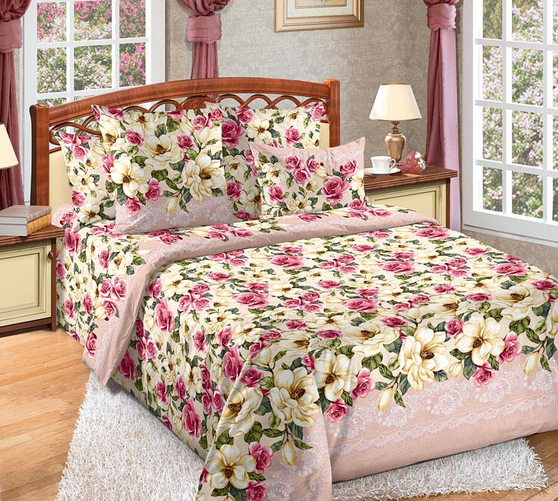 Постельное белье Стефания (бязь) (2 спальный) постельное белье гербарий бежевый gs бязь 2 спальный