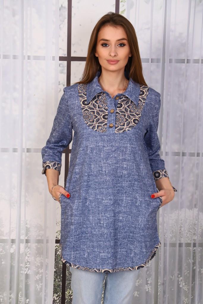 Рубашка женская iv50975